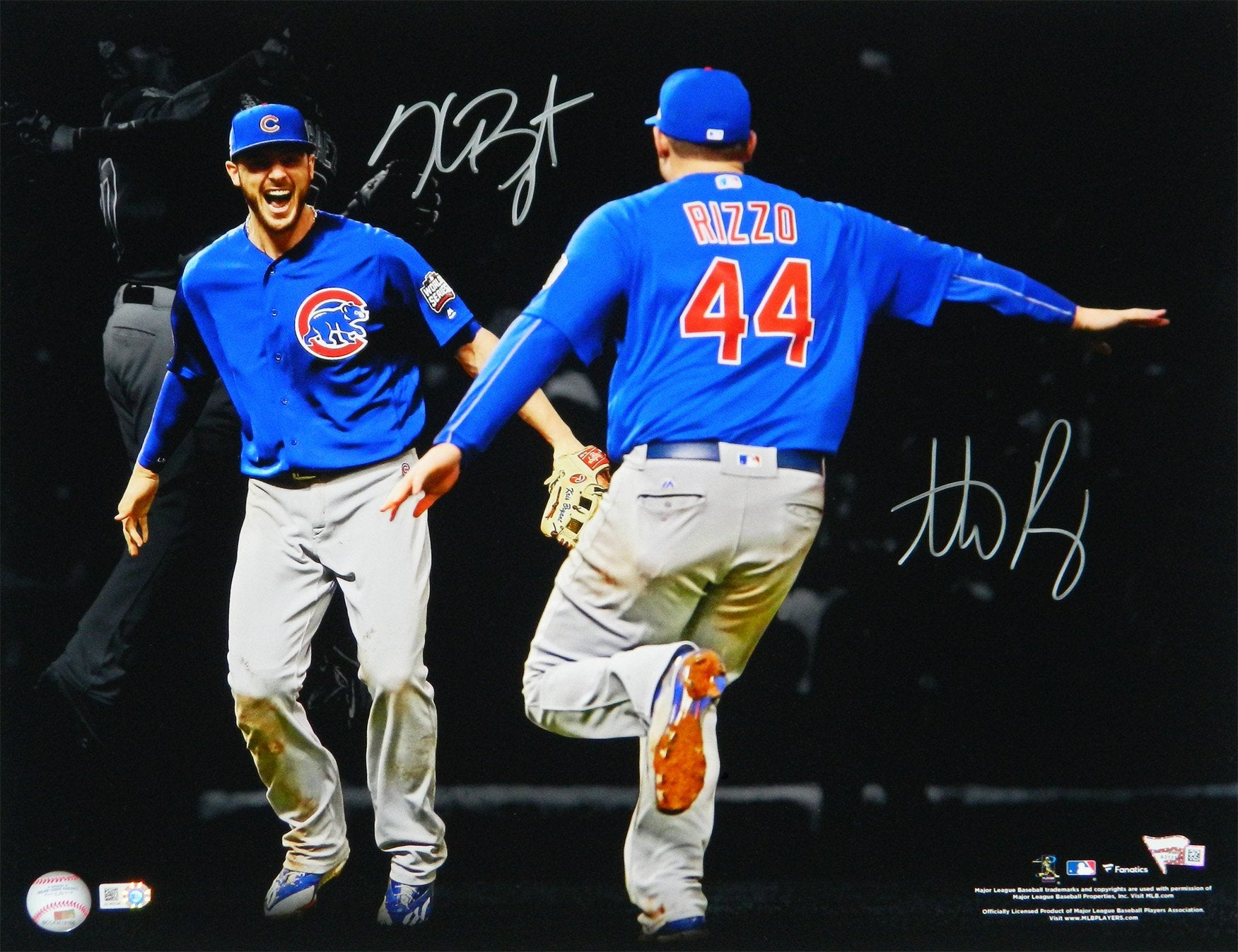 Chicago Cubs Autographs - Are you a Gambling Man? Time to bet on the Chicago Cubs…Autographs that is