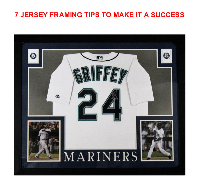 7 Autographed Jersey Framing Tips + 3 New Autograph Signings - Powers Sports Memorabilia Show #18