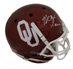 Baker Mayfield Signed Oklahoma Sooners Helmet