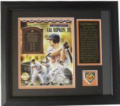 Cal Ripken Jr Signed Sports Memorabilia