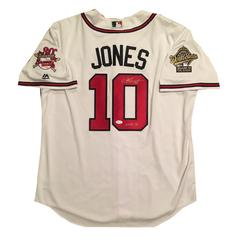 Chipper Jones Baseball Memorabilia