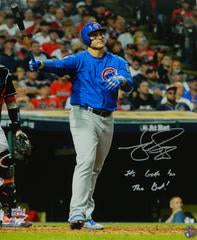 Anthony Rizzo Chicago Cubs Memorabilia