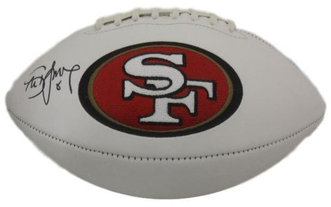 Steve Young Signed San Francisco 49ers Football