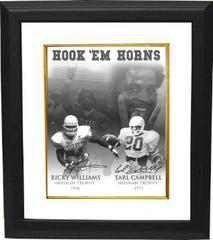 Texas Longhorns Heisman Winners Sports Memorabilia