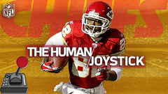 dante hall autograph signing