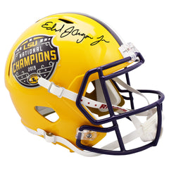 Ed Orgeron Autograph Signing