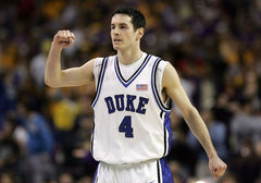 JJ Redick Autograph Signing