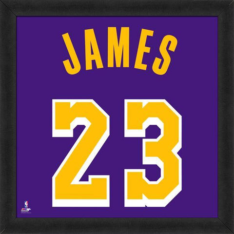 Lebron James Sports Memorabilia