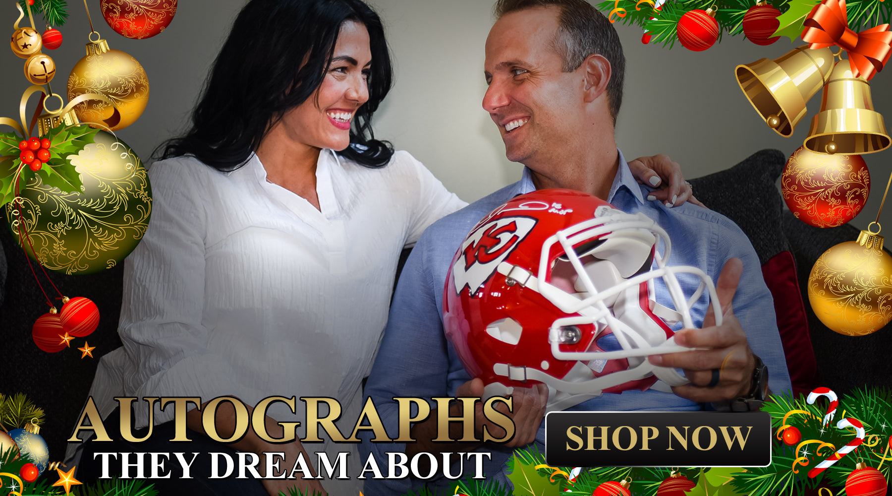 Authentic Autographed Sports Memorabilia