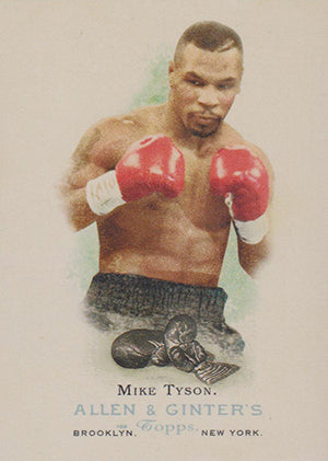 mike tyson autograph signing