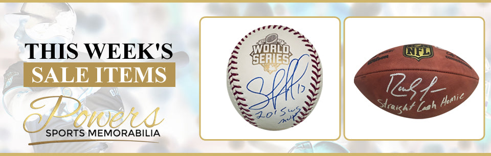 Autograph Daily Deal Specials