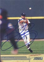Bret Boone Seattle Mariners 2002 Stadium Club Autographed Card - Nice Card. This item comes with a certificate of authenticity from Autograph-Sports. PSM-Powers Sports Memorabilia