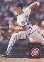 Bob Scanlan Chicago Cubs 1994 Donruss Autographed Card. This item comes with a certificate of authenticity from Autograph-Sports. PSM-Powers Sports Memorabilia