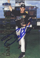 Dan Wheeler Charleston River Dogs - Devil Rays Affiliate 1999 Fleer Tradition Autographed Card - Rookie Card. This item comes with a certificate of authenticity from Autograph-Sports. PSM-Powers Sports Memorabilia