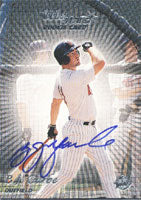 B.J. Garbe Minnesota Twins 2000 Topps Stars Rookie Autographed Card - Rookie Card. This item comes with a certificate of authenticity from Autograph-Sports. PSM-Powers Sports Memorabilia