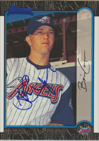 Brian Cooper Anaheim Angels 1999 Bowman Autographed Card - Rookie Card. This item comes with a certificate of authenticity from Autograph-Sports. PSM-Powers Sports Memorabilia