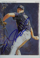 Aaron Heilman New York Mets 2003 Topps Collection Autographed Card. This item comes with a certificate of authenticity from Autograph-Sports. PSM-Powers Sports Memorabilia