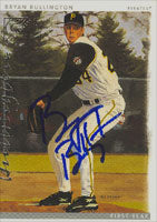 Bryan Bullington Pittsburgh Pirates 2003 Topps Gallery Autographed Card. This item comes with a certificate of authenticity from Autograph-Sports. PSM-Powers Sports Memorabilia