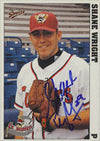Shane Wright Williamsport Crosscutters - Pirates Affiliate 1999 Multi-Ad Sports Autographed Card - Minor League Card. This item comes with a certificate of authenticity from Autograph-Sports. PSM-Powers Sports Memorabilia