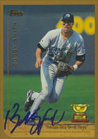 Bobby Smith Tampa Bay Devil Rays 1999 Topps   Autographed Card. This item comes with a certificate of authenticity from Autograph-Sports. PSM-Powers Sports Memorabilia