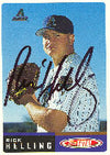 Rick Helling Arizona Diamondbacks 2002 Topps Total Autographed Card. This item comes with a certificate of authenticity from Autograph-Sports. PSM-Powers Sports Memorabilia