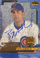 Brian McNichol Chicago Cubs 1999 Upper Deck Star Rookie Major League Debut Autographed Card. This item comes with a certificate of authenticity from Autograph-Sports. PSM-Powers Sports Memorabilia