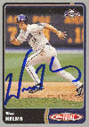 Wes Helms Milwaukee Brewers 2003 Topps Total Autographed Card. This item comes with a certificate of authenticity from Autograph-Sports. PSM-Powers Sports Memorabilia