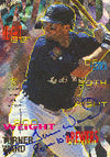 Turner Ward Milwaukee Brewers 1995 Fleer Autographed Card. This item comes with a certificate of authenticity from Autograph-Sports. PSM-Powers Sports Memorabilia