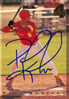 Paul Konerko Los Angeles Dodgers 1994 Classic 4 Sport Autographed Card. This item comes with a certificate of authenticity from Autograph-Sports. PSM-Powers Sports Memorabilia
