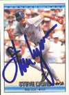 Steve Lyons Boston Red Sox 1992 Donruss Autographed Card. This item comes with a certificate of authenticity from Autograph-Sports. PSM-Powers Sports Memorabilia