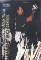 Wade Boggs Tampa Bay Devil Rays 1999 Fleer Tradition Autographed Card. This item comes with a certificate of authenticity from Autograph-Sports. PSM-Powers Sports Memorabilia