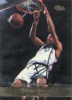 Brian Grant Sacramento Kings 1994 Classic Draft Pick Gold Autographed Card. This item comes with a certificate of authenticity from Autograph-Sports. PSM-Powers Sports Memorabilia