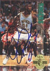 Rodney Rogers Denver Nuggets 1993 Classic 4-Sport Autographed Card - Rookie Card. This item comes with a certificate of authenticity from Autograph-Sports. PSM-Powers Sports Memorabilia