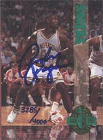 Rodney Rogers Denver Nuggets 1993 Classic Four Sport Certified Autographed Card - Certified Autograph - 3285 / 4000. This item comes with a certificate of authenticity from Autograph-Sports. PSM-Powers Sports Memorabilia
