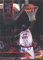 Anthony Pelle Fresno State Bulldogs 1995 Signature Rookies Draft Day Autographed Card - Certified Autograph - Rookie Card. This item comes with a certificate of authenticity from Autograph-Sports. PSM-Powers Sports Memorabilia