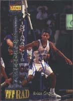 Brian Grant Xavier - Sacramento Kings 1994 Signature Rookies Autographed Card - Rookie Card. This item comes with a certificate of authenticity from Autograph-Sports. PSM-Powers Sports Memorabilia