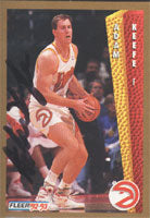Adam Keefe Atlanta Hawks 1992 Fleer Autographed Card - Nice Card. This item comes with a certificate of authenticity from Autograph-Sports. PSM-Powers Sports Memorabilia