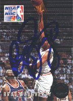 Brad Daugherty Cleveland Cavaliers 1993 Skybox Premium Autographed Card - Nice Card. This item comes with a certificate of authenticity from Autograph-Sports. PSM-Powers Sports Memorabilia
