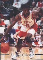 Antoine Gillespie UTEP Miners 1995 Classic Rookies Autographed Card - Nice Card. This item comes with a certificate of authenticity from Autograph-Sports. PSM-Powers Sports Memorabilia