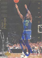 Chuck Person Minnesota Timberwolves 1994 Upper Deck Autographed Card - Nice Autograph. This item comes with a certificate of authenticity from Autograph-Sports. PSM-Powers Sports Memorabilia