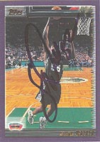 Samaki Walker San Antonio Spurs 2000 Topps Autographed Card - Nice Autograph. This item comes with a certificate of authenticity from Autograph-Sports. PSM-Powers Sports Memorabilia