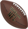 NFL Super Grip Football Deflated PSM-Powers Sports Memorabilia