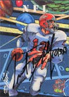 Trent Dilfer Tampa Bay Buccanneers 1994 Classic Draft Picks Artwork Team Card Autographed Card - Rookie Card. This item comes with a certificate of authenticity from Autograph-Sports. PSM-Powers Sports Memorabilia