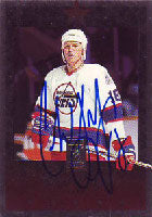 Chad Kilger Winnipeg Jets 1996 Donruss Elite Autographed Card - Rookie Card. This item comes with a certificate of authenticity from Autograph-Sports. PSM-Powers Sports Memorabilia