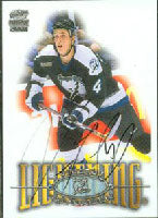 Vincent Lecavalier Tampa Bay Lightning 2001 Pacific Paramount Autographed Card. This item comes with a certificate of authenticity from Autograph-Sports. PSM-Powers Sports Memorabilia