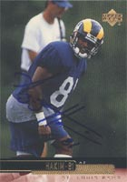 Az Hakim St. Louis Rams 1999 Upper Deck Autographed Card - Rookie Card - Nice Card. This item comes with a certificate of authenticity from Autograph-Sports. PSM-Powers Sports Memorabilia