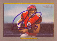 Carson Palmer Cincinnati Bengals 2006 Topps Turkey Red Autographed Card - Awesome Autograph. This item comes with a certificate of authenticity from Autograph-Sports. PSM-Powers Sports Memorabilia