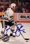 Brad Shaw Hartford Whalers 1991 Pro Set Platinum Autographed Card. This item comes with a certificate of authenticity from Autograph-Sports. PSM-Powers Sports Memorabilia
