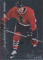 Paul Laus Florida Panthers 1999 In the Game Millenium Signature Series Autographed Card - Certified Autograph. This item comes with a certificate of authenticity from Autograph-Sports. PSM-Powers Sports Memorabilia