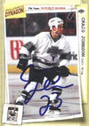 Craig Johnson Los Angeles Kings 1997 Pacific Dynagon Best-Kept Secrets Autographed Card. This item comes with a certificate of authenticity from Autograph-Sports. PSM-Powers Sports Memorabilia
